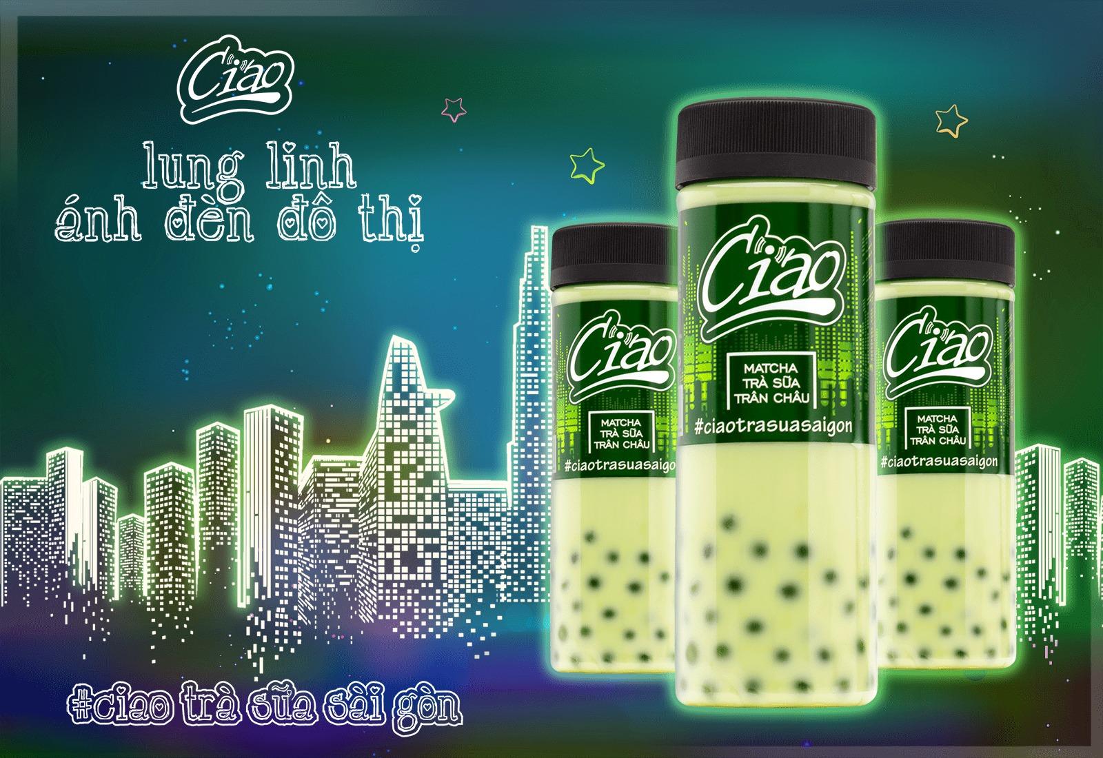 Trà Sữa Ciao - Ciao Trà Sữa Sài Gòn - 01