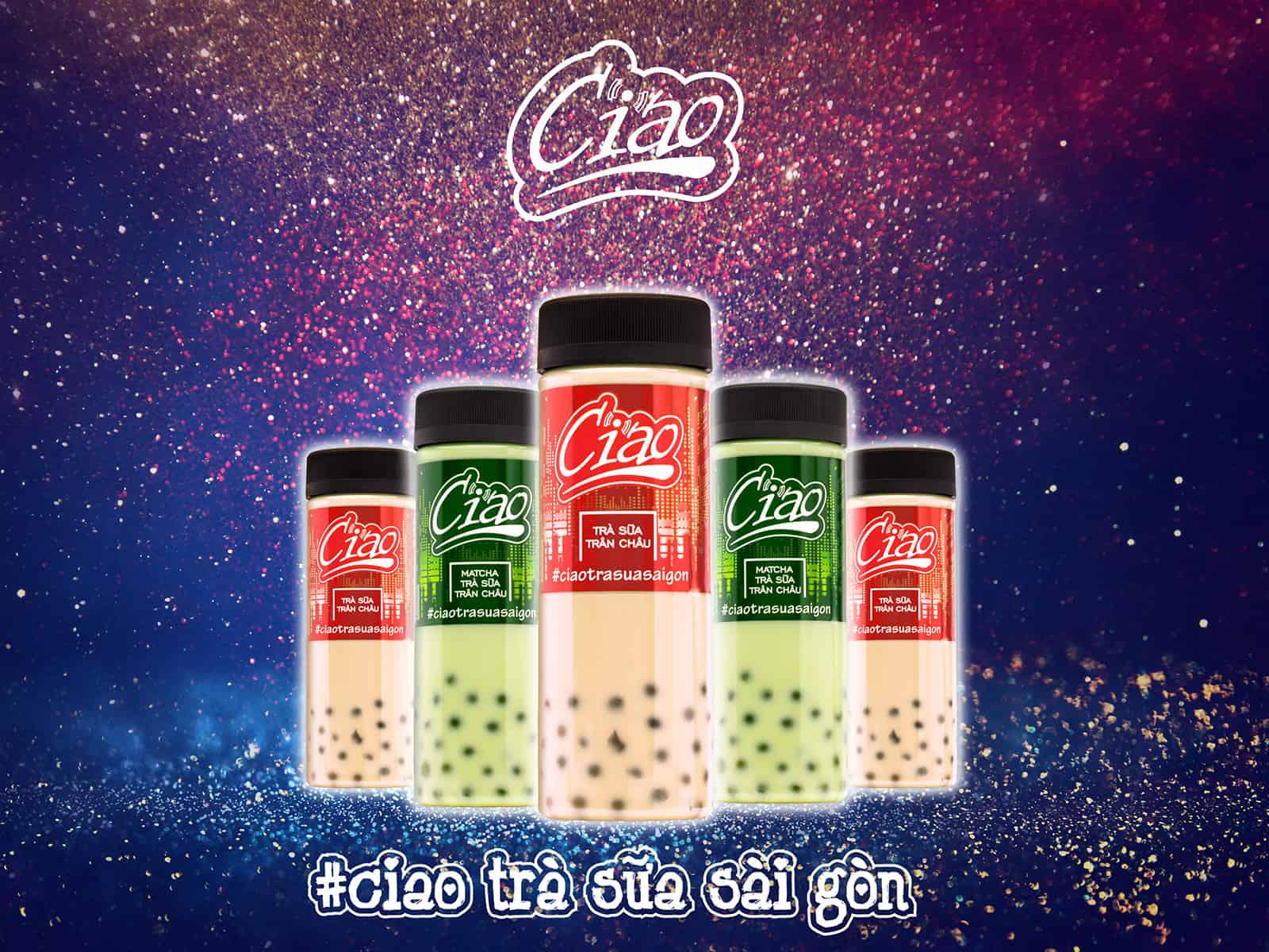 Trà Sữa Ciao - Ciao Trà Sữa Sài Gòn - 03